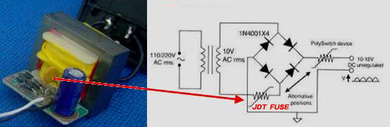 JDT FUSE变压器的过热过流保护方案